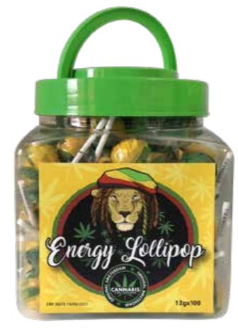 Lollipop Energy