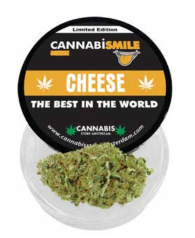 Cannabismile Cheese