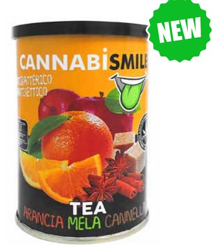 Tea solubile -Arancia mela cannella