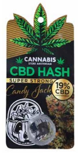 CBD Hash Candy jack 19%