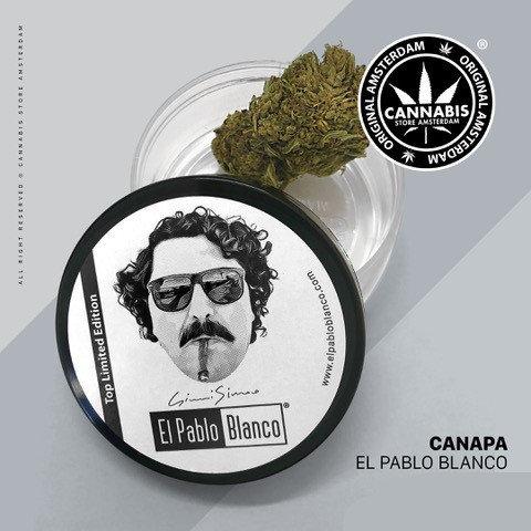 Cannabismile El Pablo Blanco