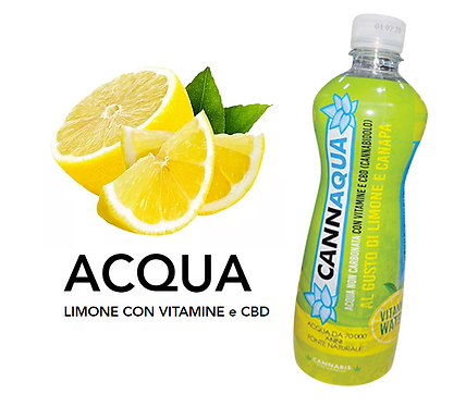Cannaqua Lemon