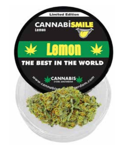 Cannabismile Lemon