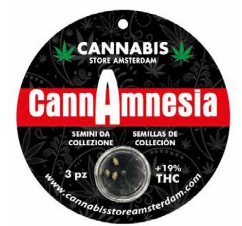 Semi da collezione CannAmnesia