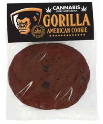 American cookie Gorilla