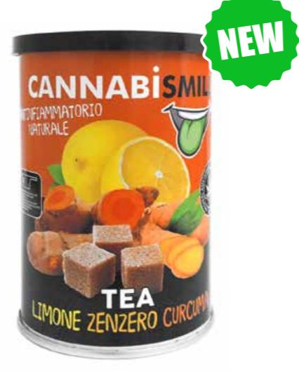 Tea solubile - Limone zenzero curcuma