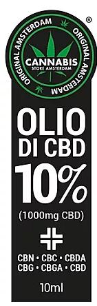 Olio di CBD