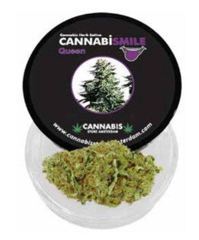 Cannabismile queen