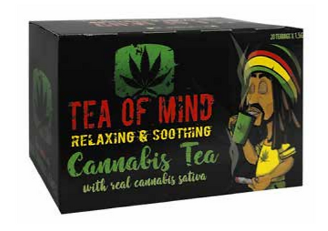 Cannabis Tea of mind