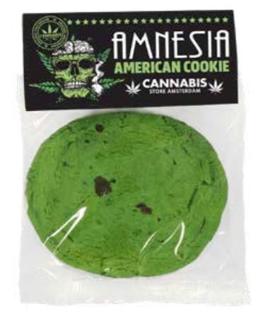 American cookie Amnesia