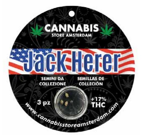 Semi da collezione Jack herer