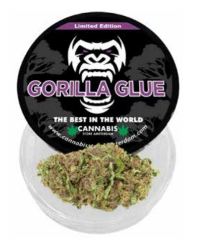Cannabismile Gorilla Glue