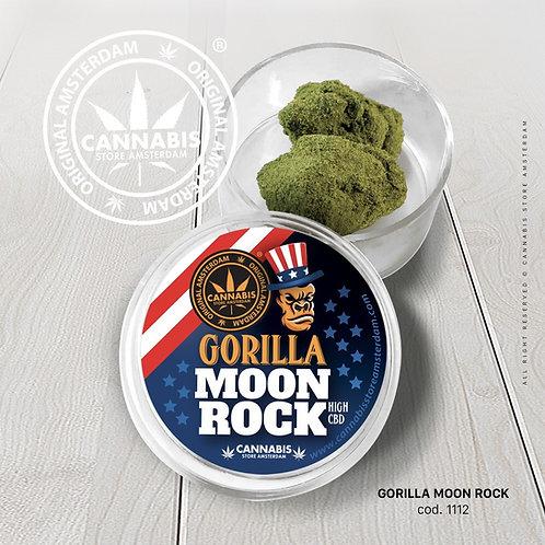 Cannabismile Gorilla Moonrock cbd 52,2%