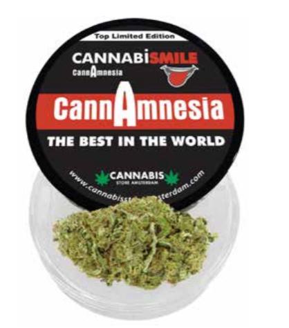Cannabismile CannAmnesia