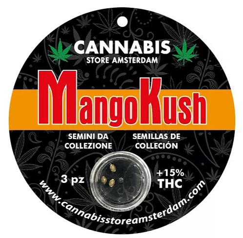 Semi da collezione Mango kush