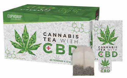 Cannabis original tea