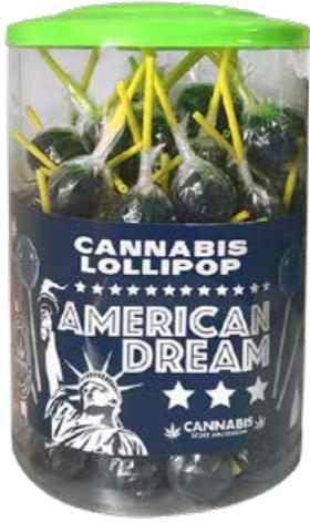 Lollipop American dream