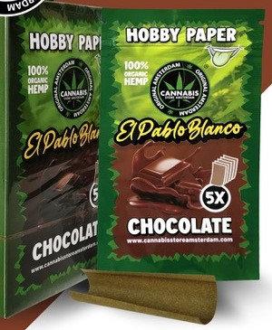 Hobby Paper Chololate