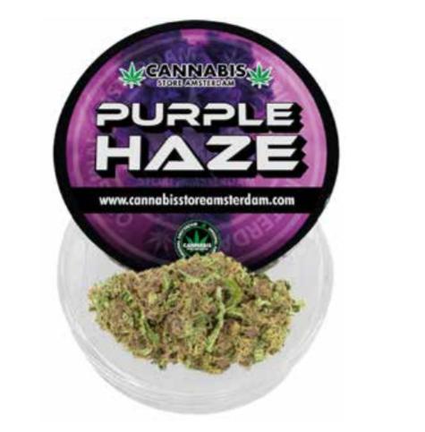 Cannabismile Purple Haze