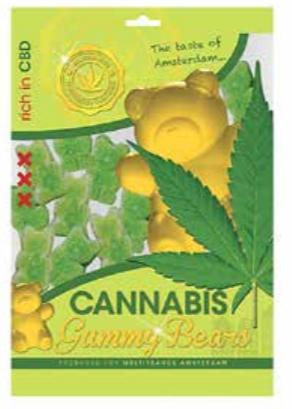 Gummies bears