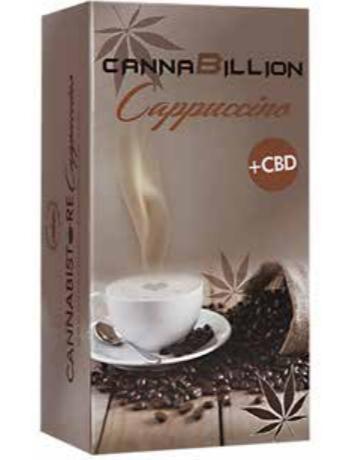 Cappuccino solubile +CBD
