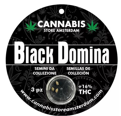 Semi da collezione Black domina