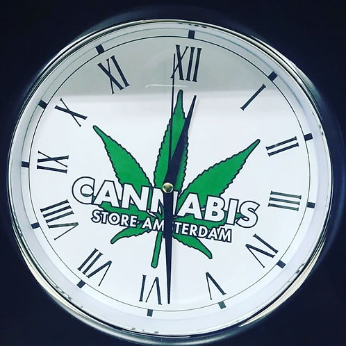 Orologio Cannabis