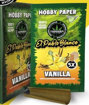 Hobby Paper Vanilla