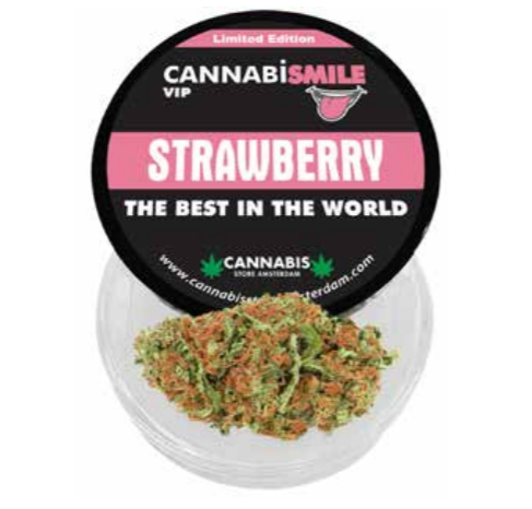Cannabismile Strawberry