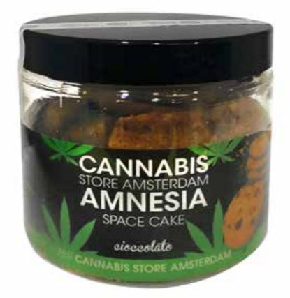 Cannabis cookie Chocolate amnesia