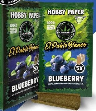 Hobby Paper Blueberry
