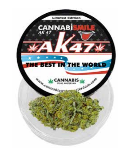 Cannabismile AK47