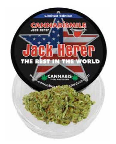 Cannabismile Jack Herer