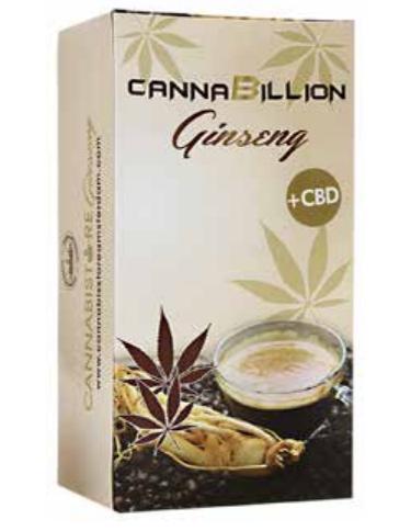 Ginseng solubile +CBD