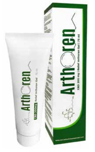 Arthoren Gel antidolorifico