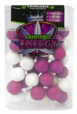 Cannabis drops energy