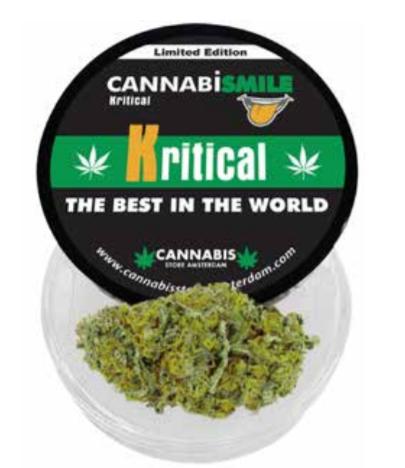 Cannabismile Kritical