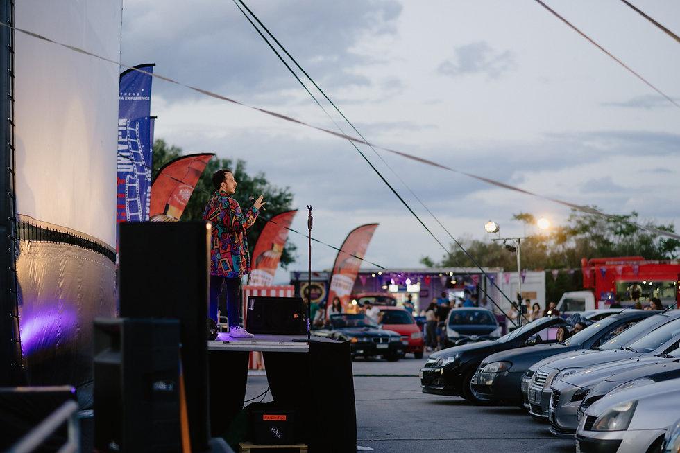 City Drive-in Comedy Club