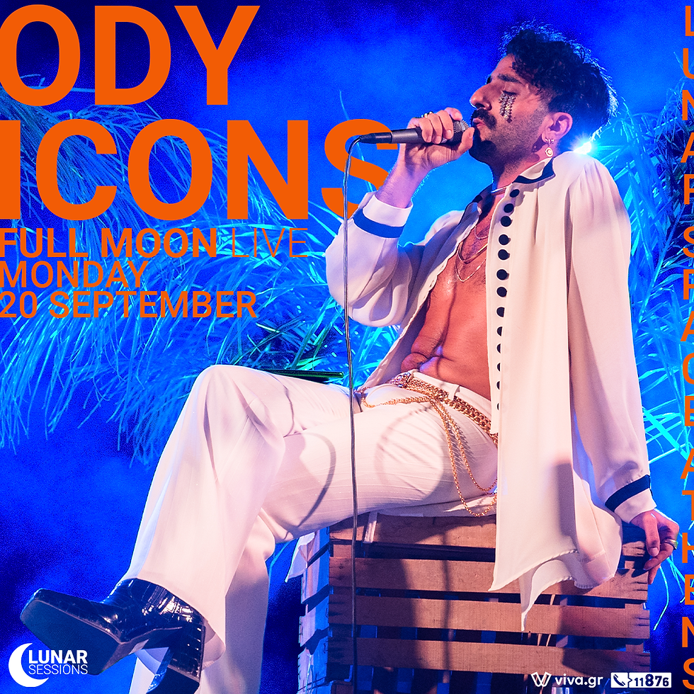 ODY ICONS FULL MOON LIVE