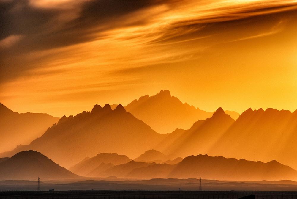 gelber_Sonnenuntergang