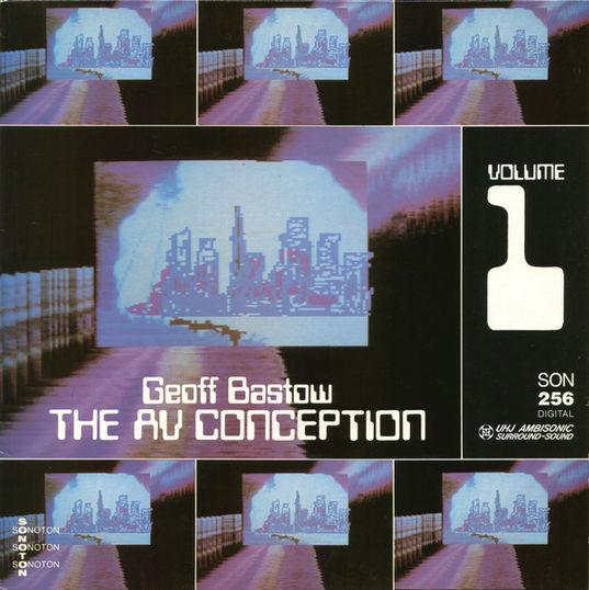 GEOFF_BASTOW「The_AV_Conception_VOLUME_