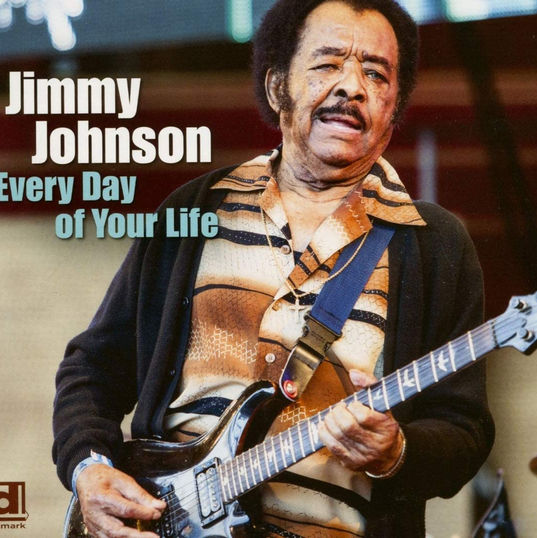 JIMMY_JOHNSON「Every_Day_Of_Your_Lifeã€