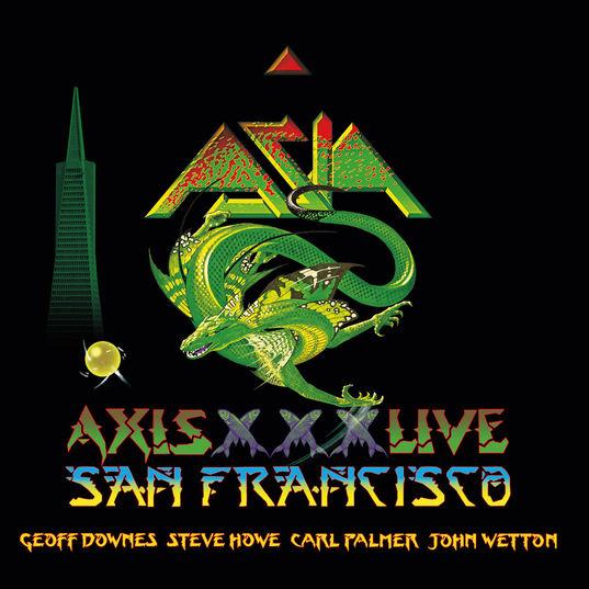 エイジア/エイジア・ライヴ・イン・サンフランシスコ 2012