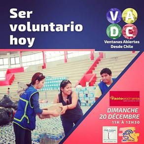 Podcast   VADC #15 y #16 - Voluntariado