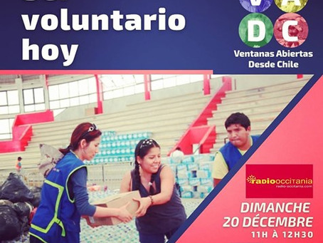 Podcast | VADC #15 y #16 - Voluntariado