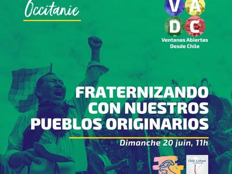VADC #23   Fraternizando con nuestros pueblos originarios