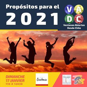 Podcast   VADC #17 y #18 - Anhelos para 2021