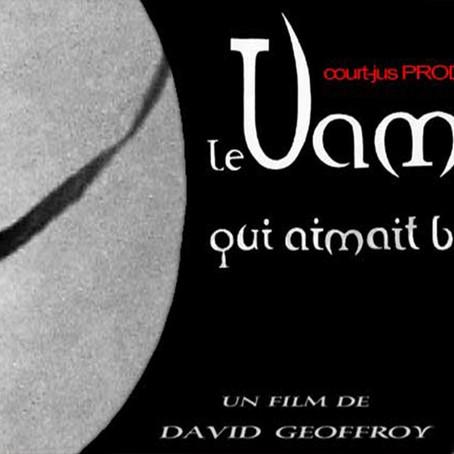 Le vampire qui aimait boire un cou - David Geoffroy | Fiction