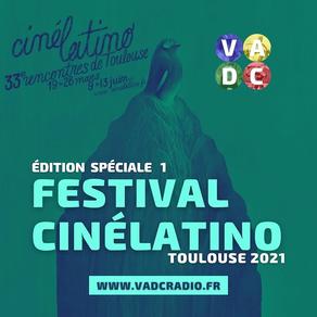 Podcast   VADC Cápsula #7 - CINELATINO, edición 33 !