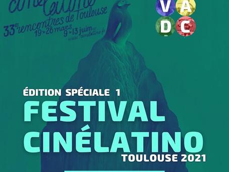 Podcast | VADC Cápsula #7 - CINELATINO, edición 33 !